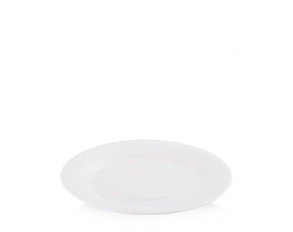 Dezertný tanier MILKO BIELA