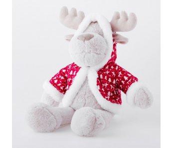Plyšák Mr. Reindeer
