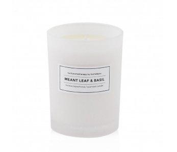 Vonná sviečka LEAFI