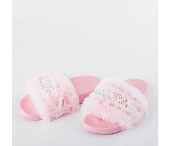 Papuče PEARLBAFF Ružová