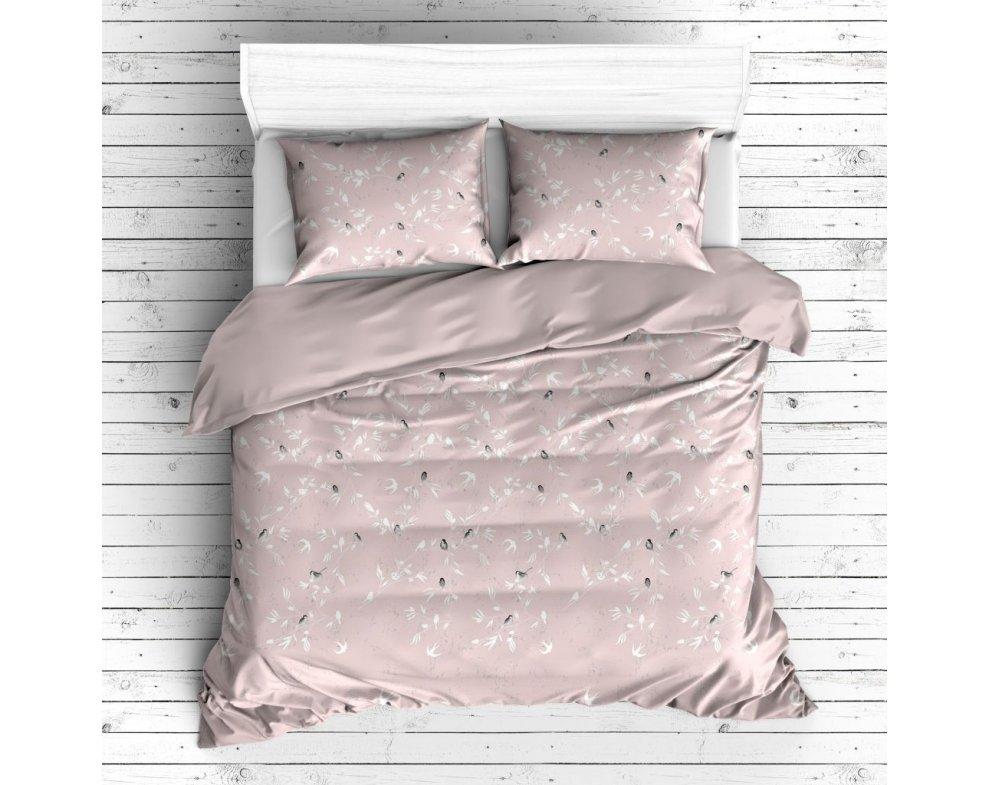 Komplet posteľná bielizeň SNOWBIE 160x200