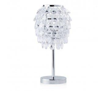 Stolná lampa BLINK TRANSPARENT