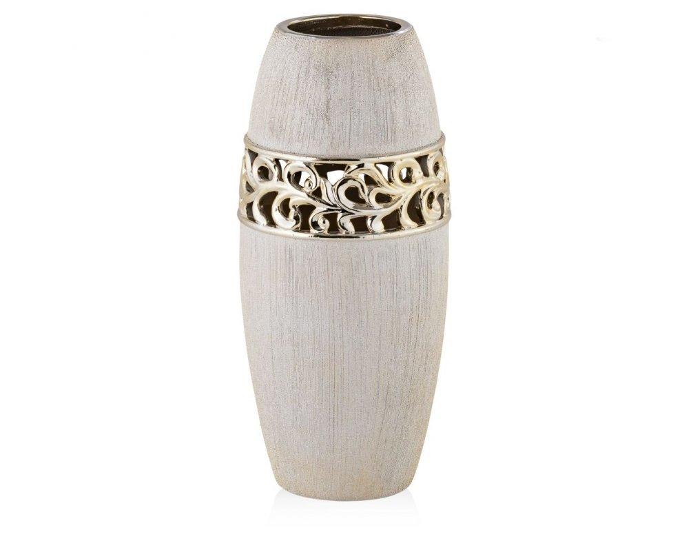 Váza CIARATUBE ZLATÁ