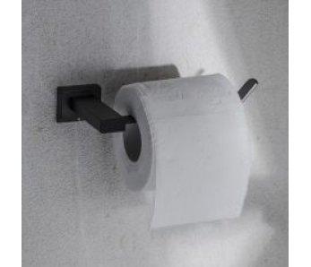 Držiak na toaletný papier MODERNO - čierny