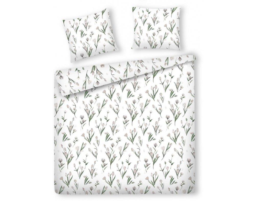Saténová posteľná bielizeň MARBELLA