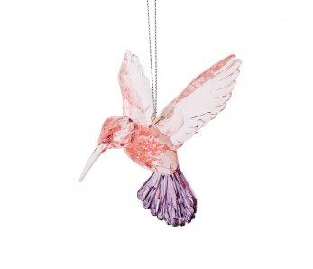 Vianočná ozdoba HUMMINGBIRD