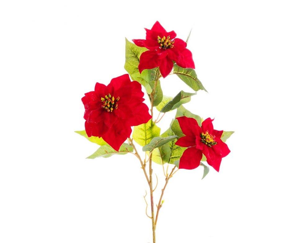 Vianočná ruža umelá BETLEHEM
