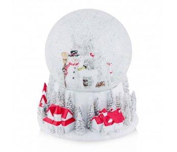 Snehová guľa XMASTRAVEL