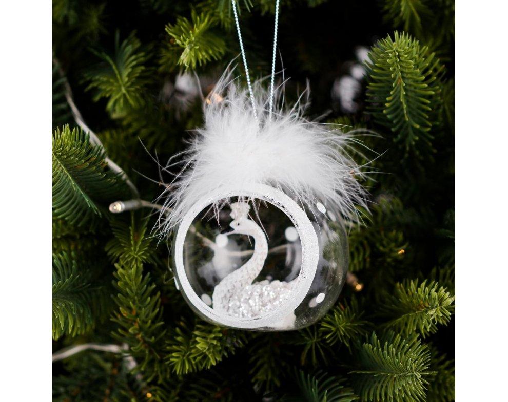 Vianočná guľa SWANI