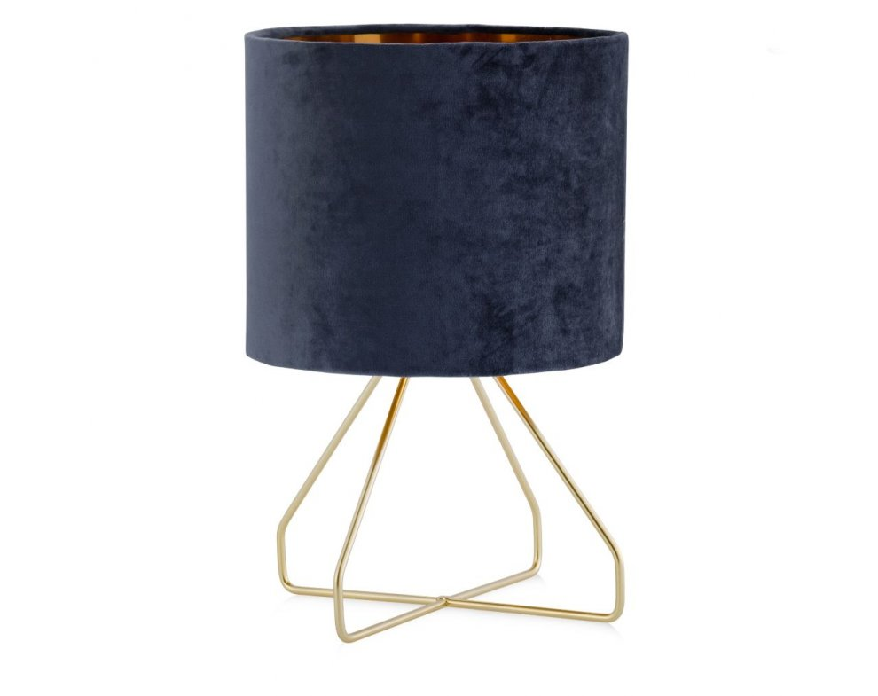 Stolná lampa MAGNET ZLATÁ