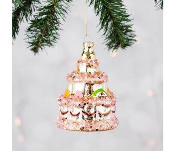 Vianočná ozdoba GIANTCAKE