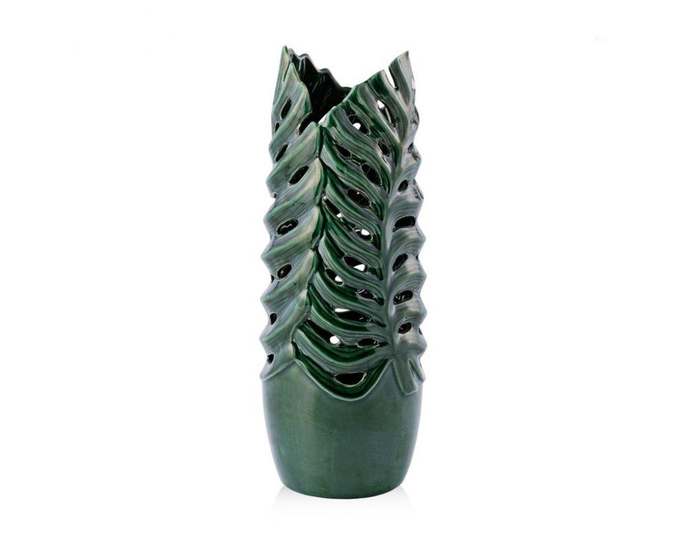 Váza ALOE ZELENÁ