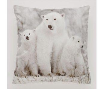 Poťah na vankúš Polar Bear