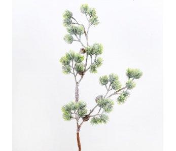 Umelý kvet GLITTERPINE