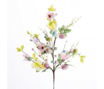 Umelý kvet PEARLO EGG