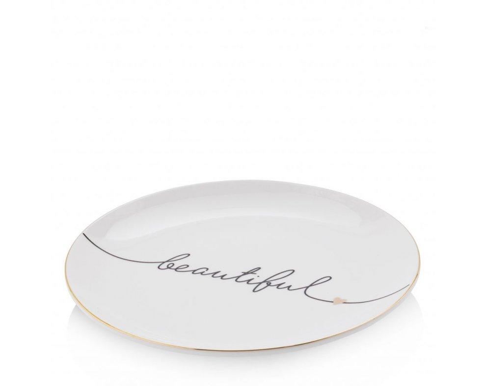 Dezertný tanier DELICATI