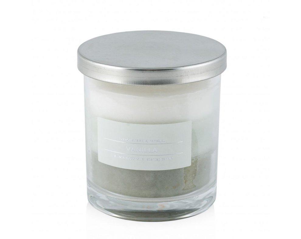 Vonná sviečka Tricolour Glass