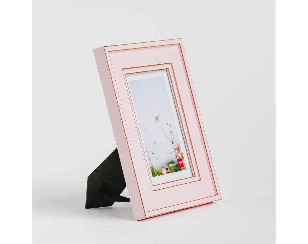 Fotorámik AZUCRE ružový