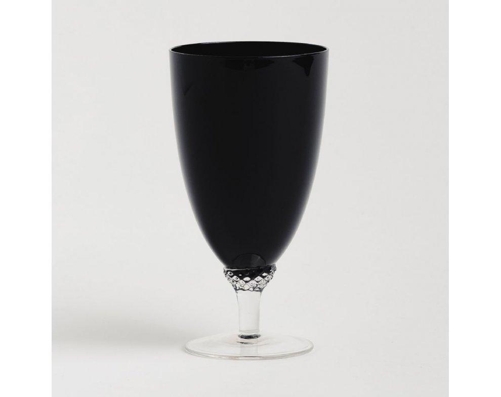 Čierny pohár na vodu VADER