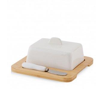 Maselnička PRIOTO biela