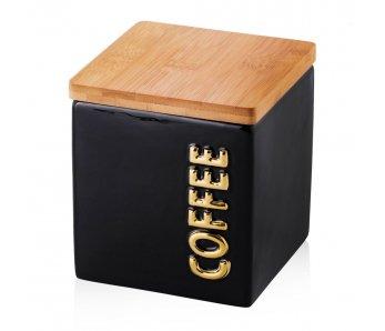 Dóza na kávu BLACKIS