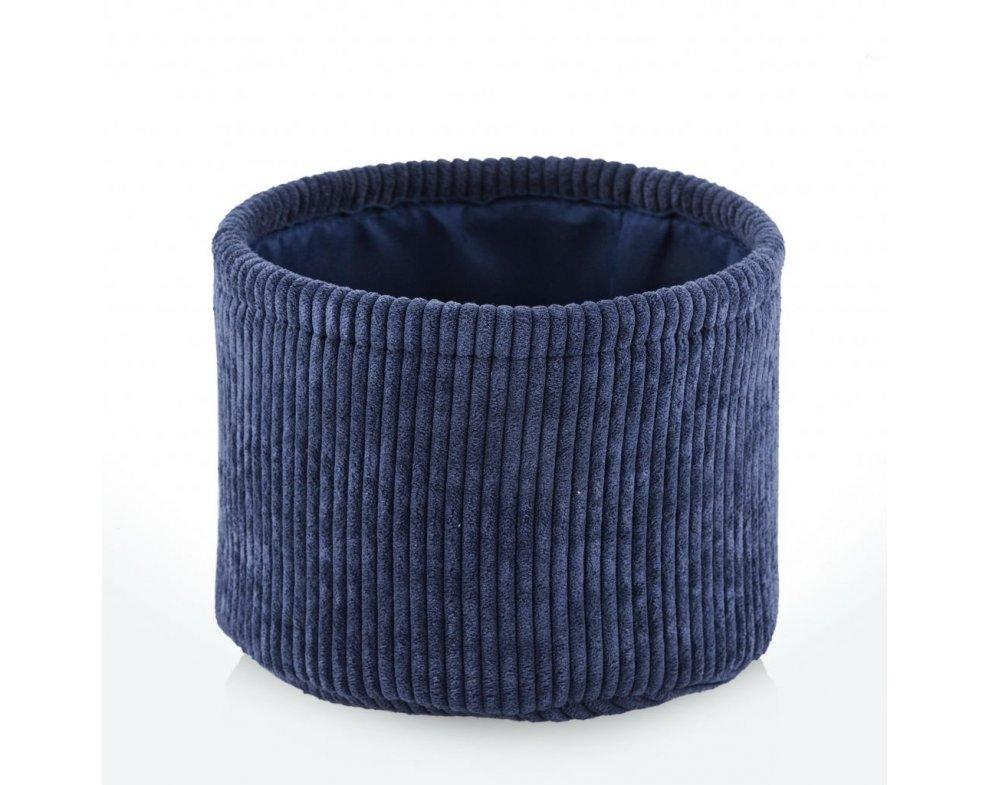 Košík ANTONIETTA modrý