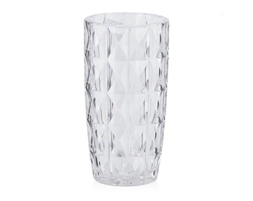 Váza CRISTAL TRANSPARENTNÁ