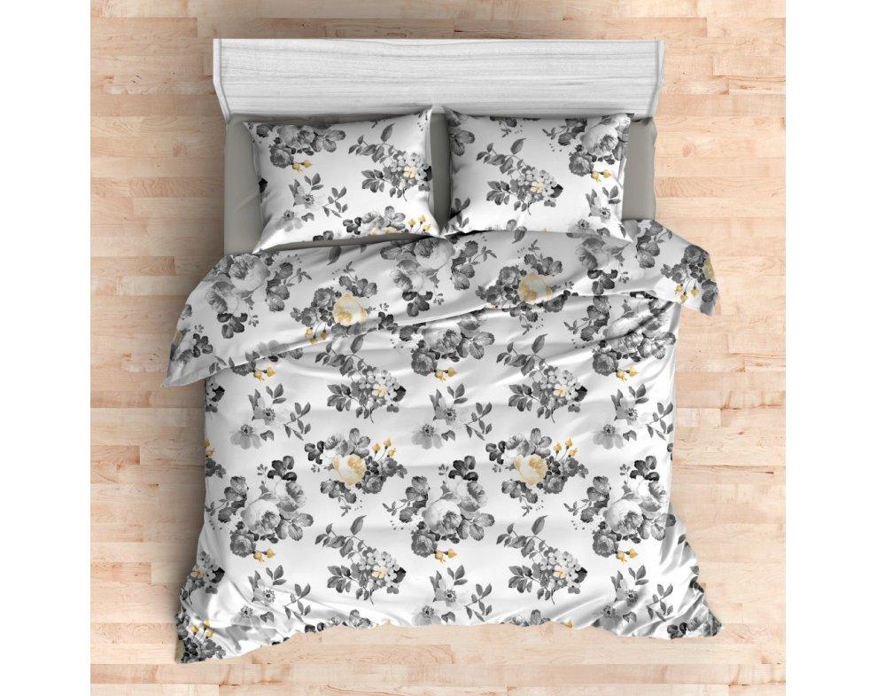 Saténová posteľná bielizeň BESOM 160x200