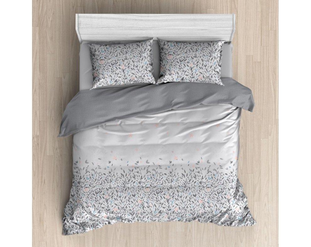 Saténová posteľná bielizeň CLIFTON 160x200