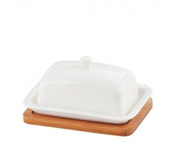 Maselnička CLASSIC SMALL BIELA