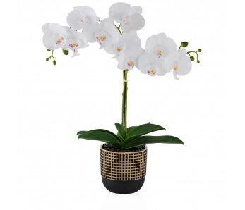 Umelý kvet ORCHIDOES