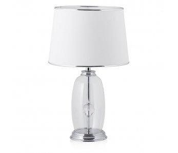 Stolná lampa skloO2 TRANSPARENTNÁ