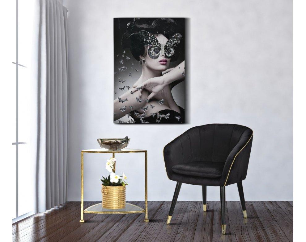 Exkluzívny obraz na stenu  DARK LADY