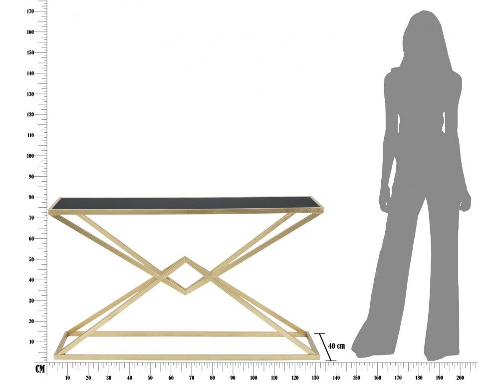 Konzolový stolík PYRAMIDE