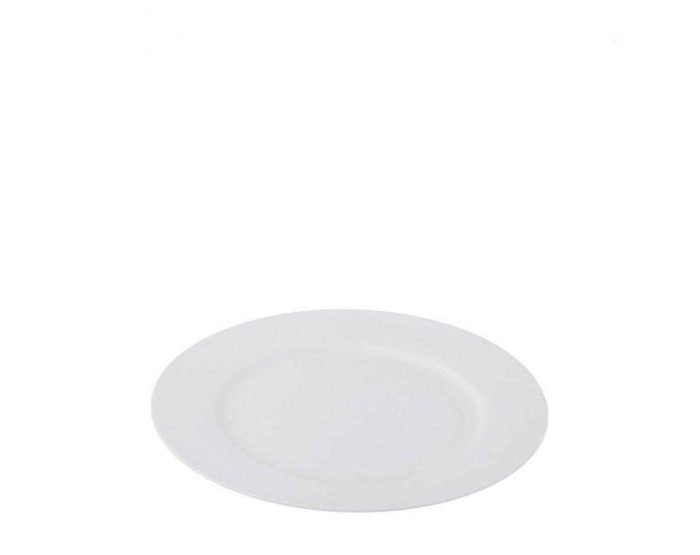 Dezertný tanier BIANCO BIELA